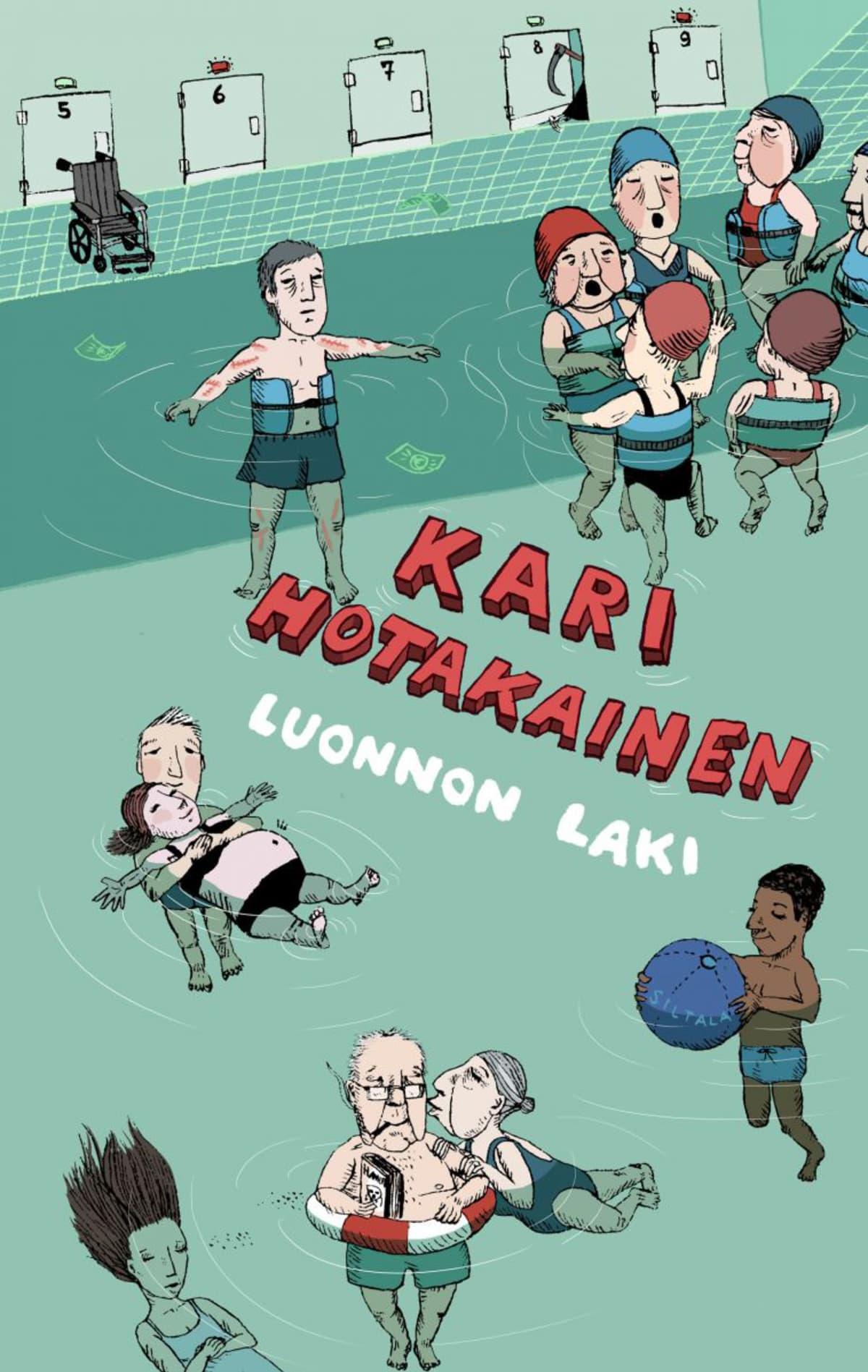 Kari Hotakainen - Luonnon laki