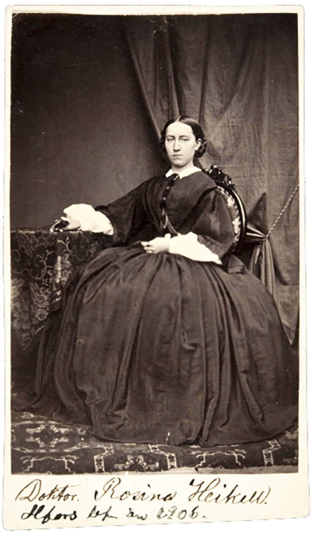 Rosina Heikell