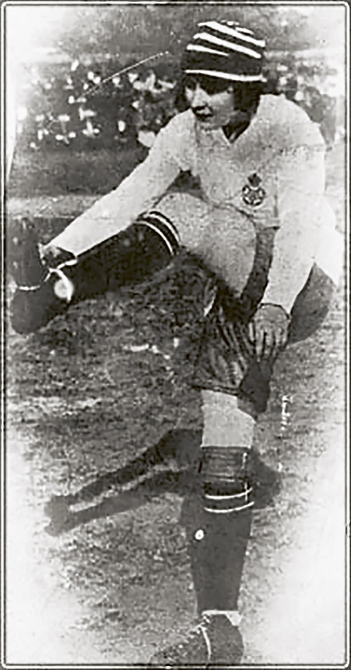 Jalkapalloilija Lily Parr