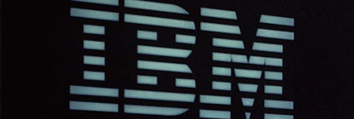 IBM:n logo