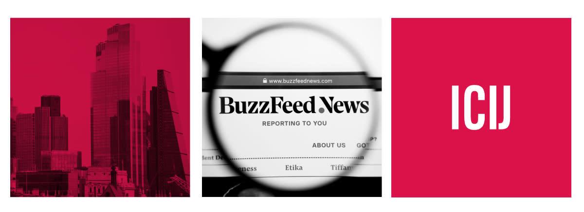 BuzzFeed News ja ICIJ