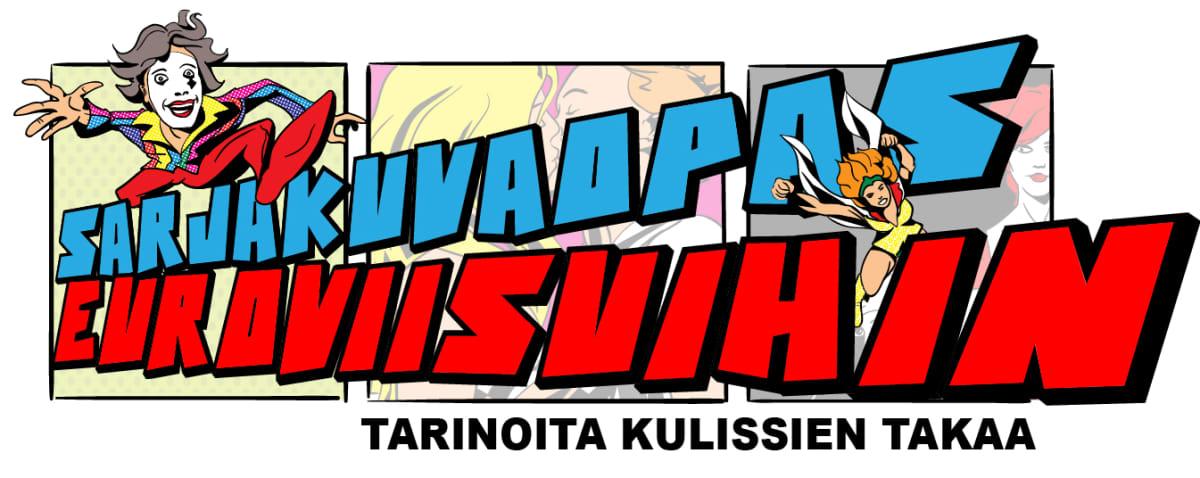 Sarjakuvaopas Euroviisuihin
