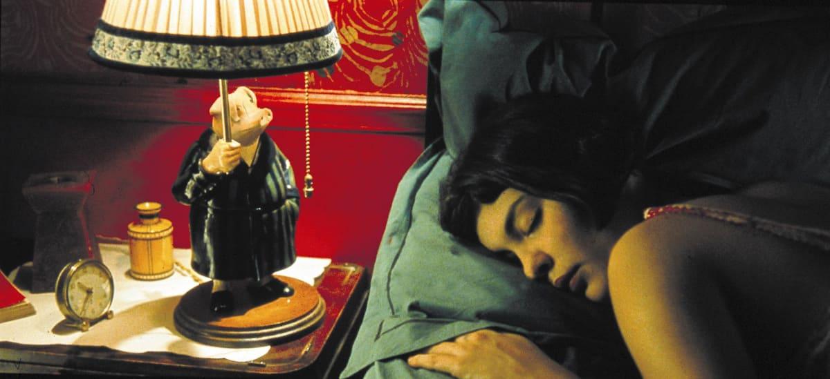 Audrey Tautou elokuvassa Amélie