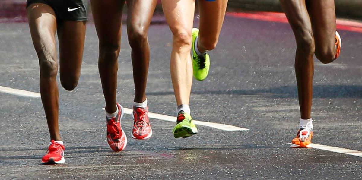 Maraton yleinen naiset