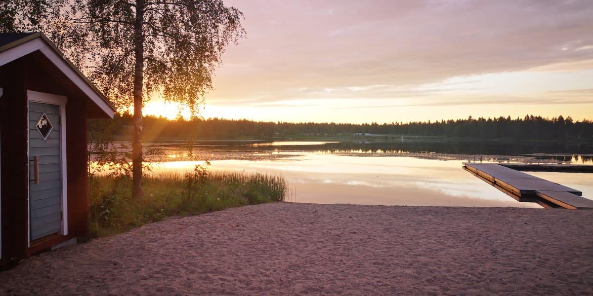 Kallijärven uimapaikka