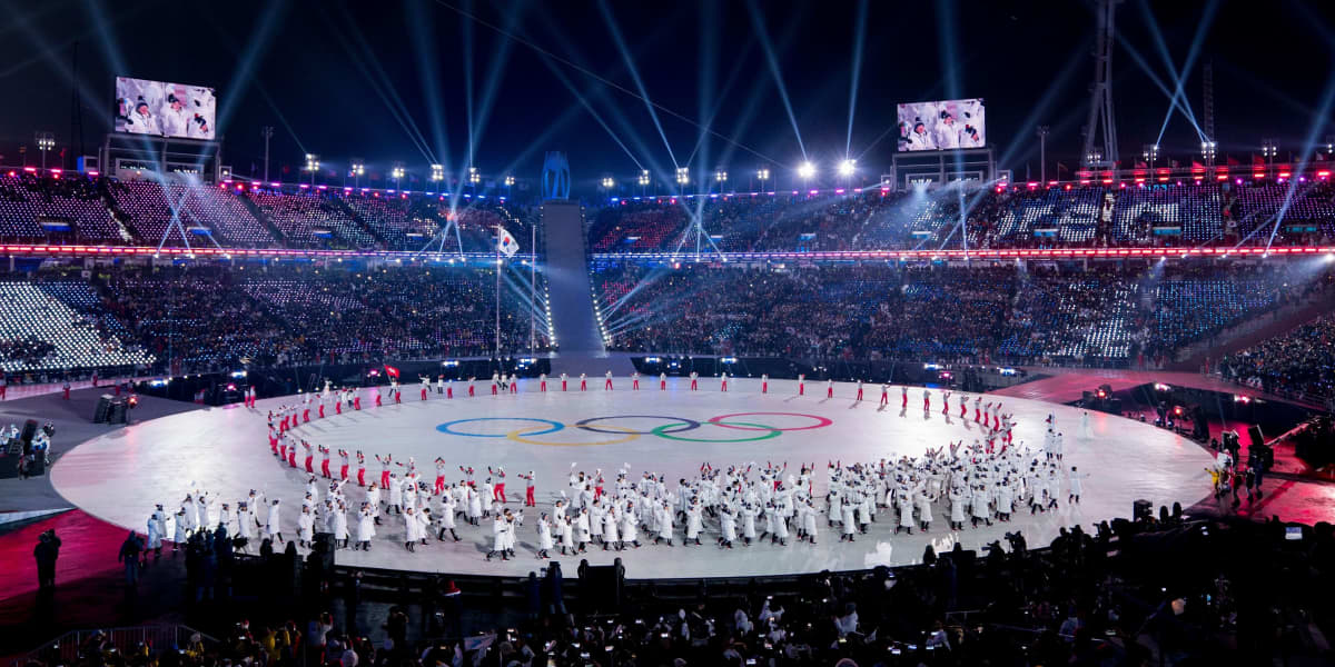 Pyeongchang avajaiset