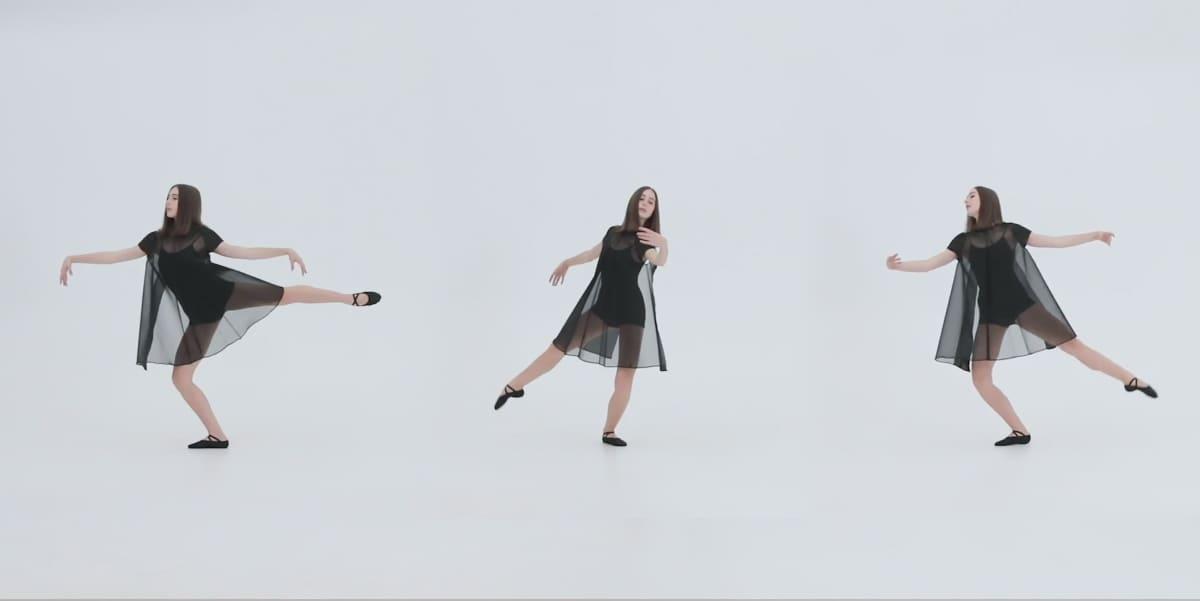 Kuvassa kuvakaappaus venäläisen Team SPbSUITD kuvituksesta Sibeliuksen kolmannen sinfonian toiseen osaan, joka esitetään Mikkelin musiikkijuhlilla 2021.