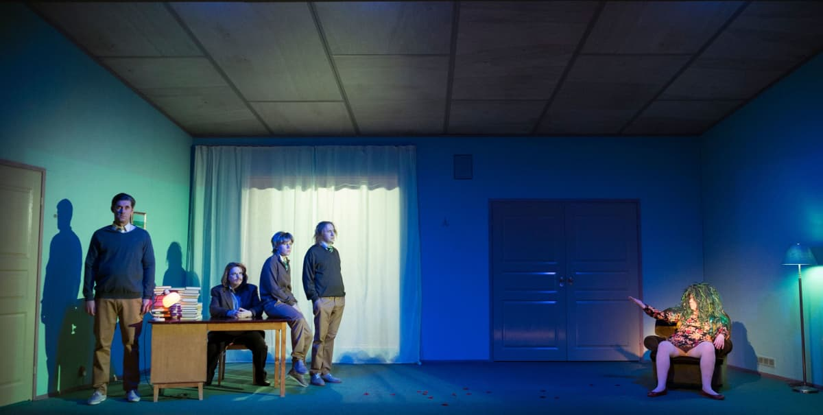 Q-teatteri Medusan huone