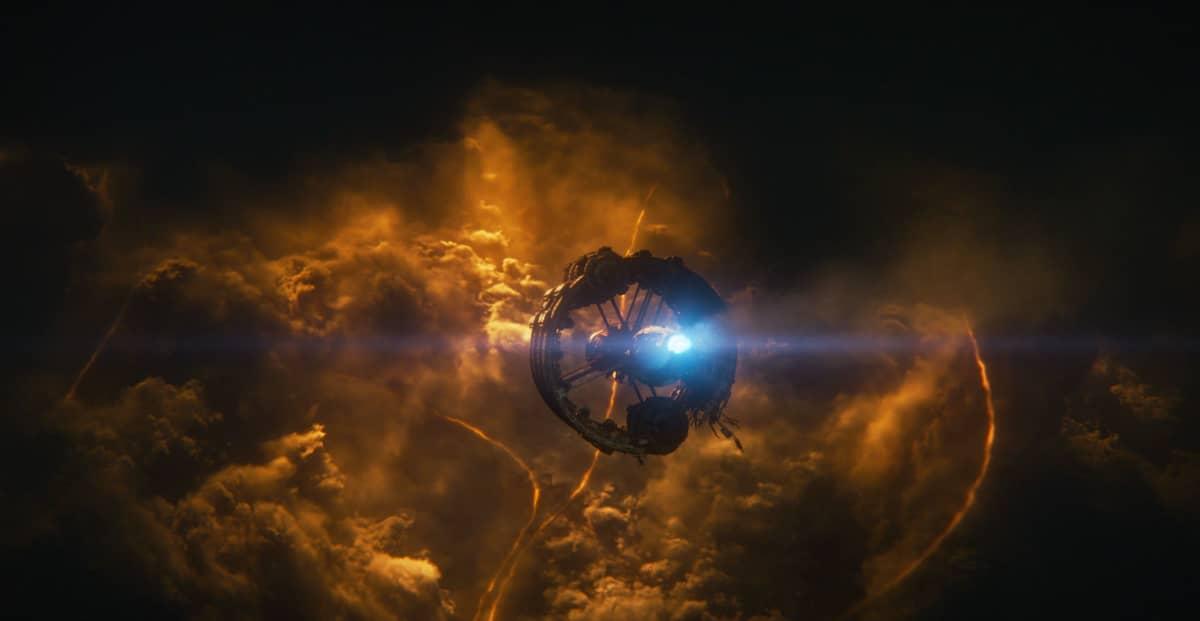 Avaruusalus Lost in Space tv-sarjassa.