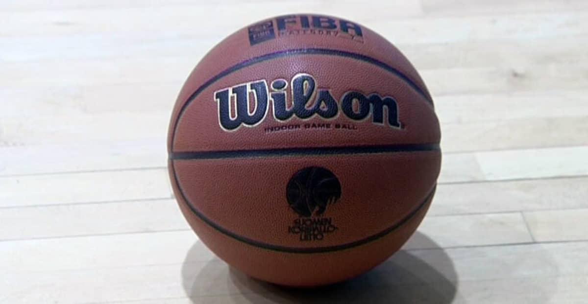 Korisliigaan suunniteltu älypallo
