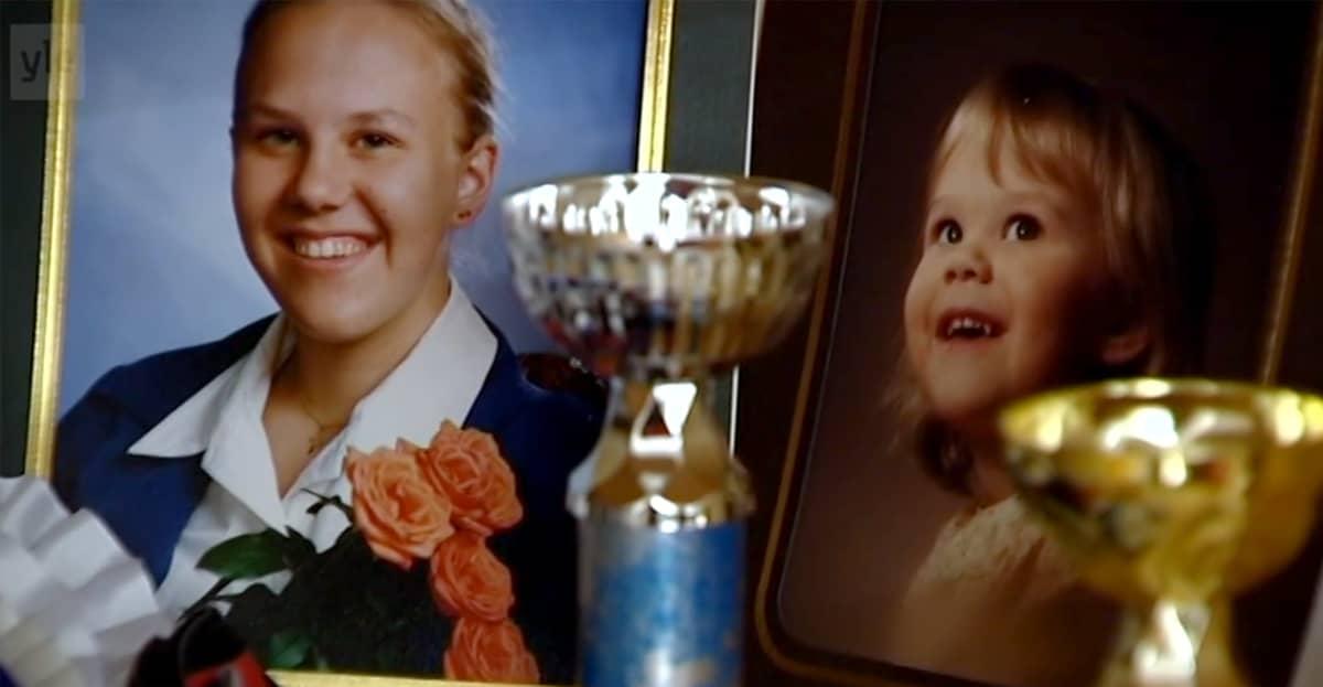 Kadonnut Raisa Räisänen valokuvissa