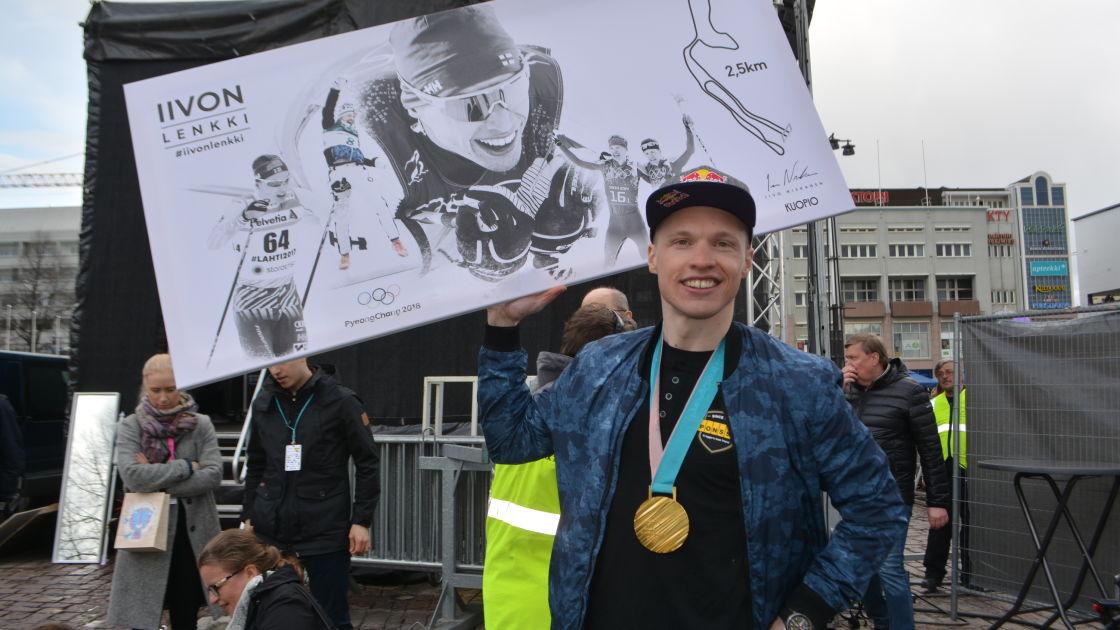 Kuopio muistaa jälleen menestyneitä urheilijoitaan: stipendilistalla muun muassa pikkuleijonia ...