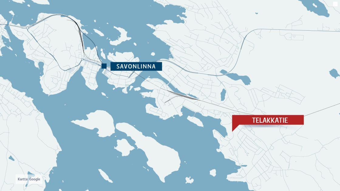 Poliisi Epailee Savonlinnan Rivitalopaloa Tahallaan Sytytetyksi