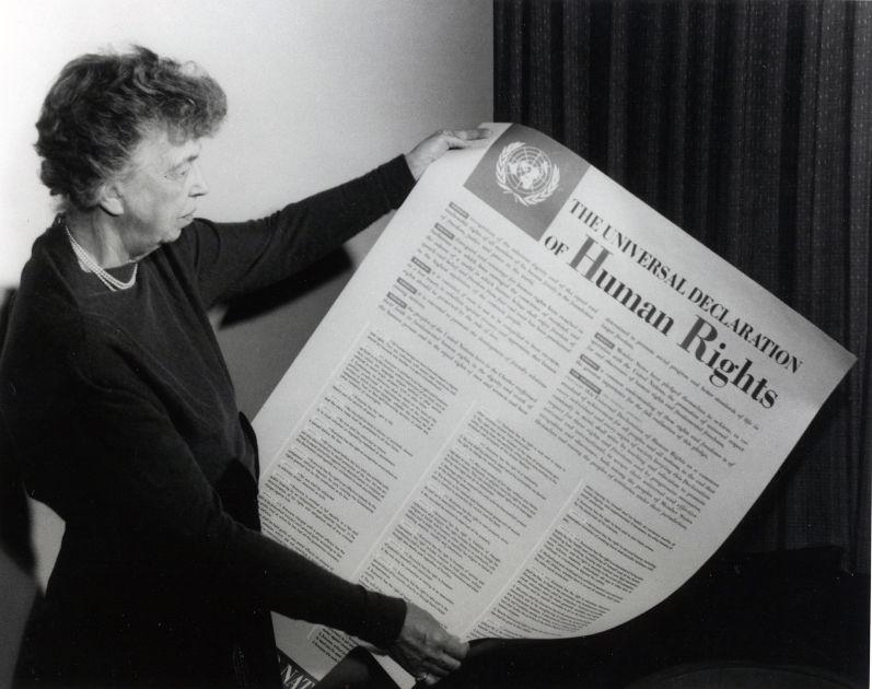Yk Ihmisoikeuksien Julistus
