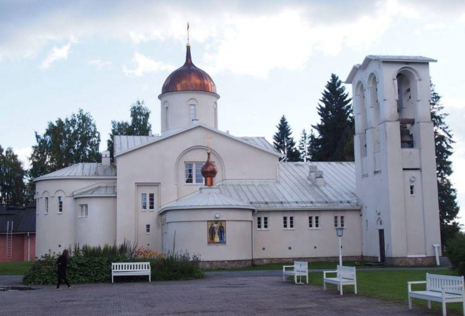 Valamon Luostari Lounaslista