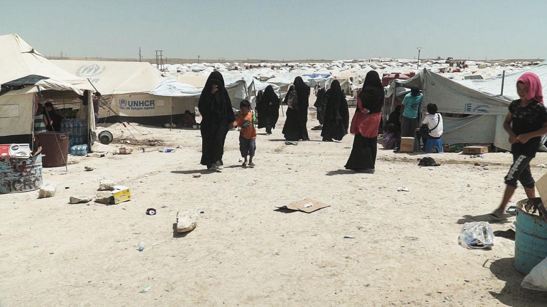 Oikeuden päätös: Hollannin ei tarvitse auttaa Isis-taistelijoiden vaimoja ja lapsia