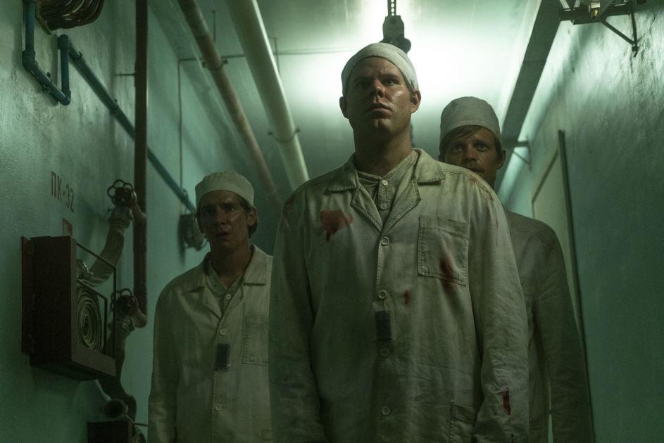 Chernobyl Tv Sarja