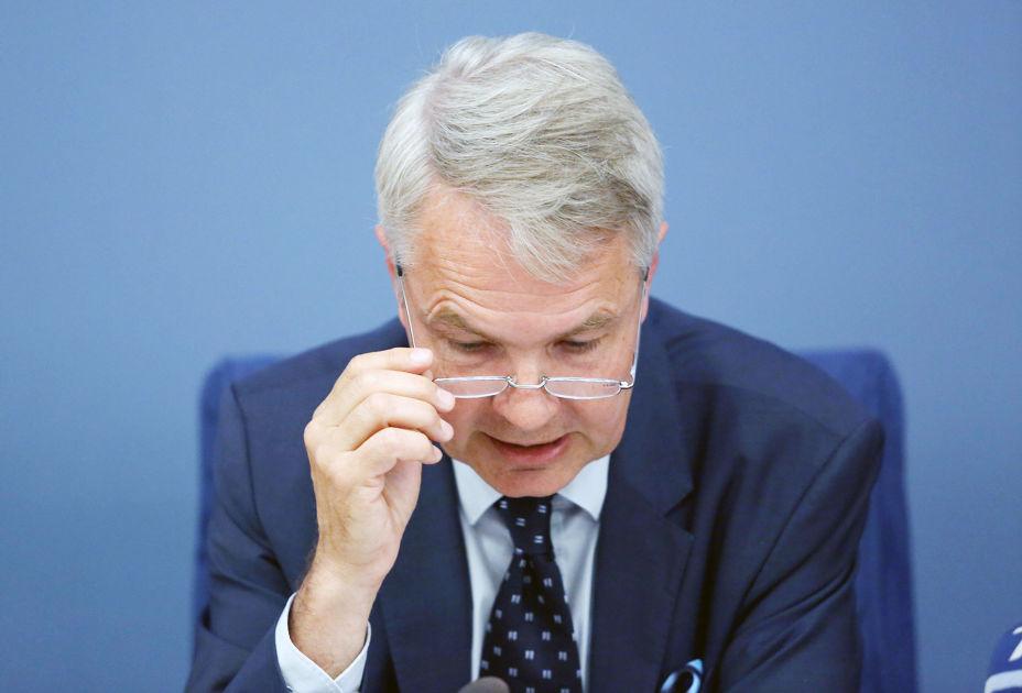 Eduskunnan ulkoasiainvaliokunta äänesti – enemmistö tuki ulkoministeri Haavistoa al-Holin leiriä koskevissa asioissa