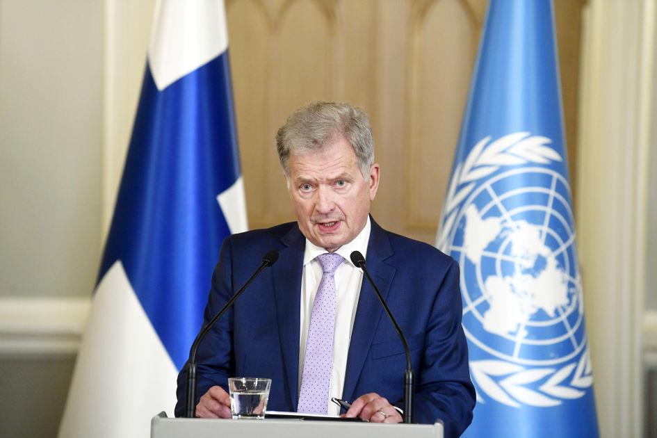 Presidentti Niinistö otti kantaa Vantaan väkivaltatapaukseen  muistutti...