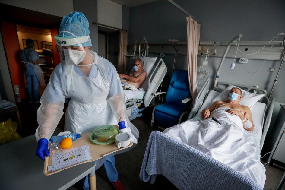 Belgialaiset pelkäävät jo koronapandemian kolmatta aaltoa  Lääkärin...