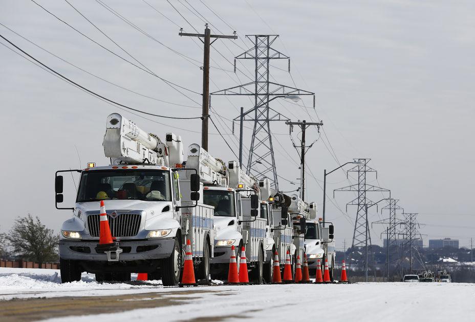 Texasilaiset ovat saaneet talvimyrskyn vuoksi tuhansien dollarien sähkölaskuja
