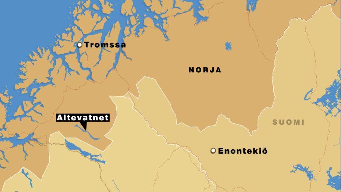 Norjassa Kadonneet