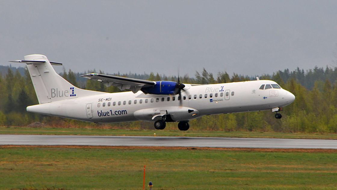 Lennot Helsinki Kuopio