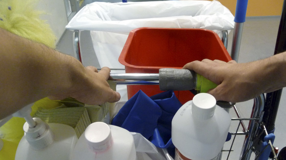 siivousalan työehtosopimus Uusikaarlepyy