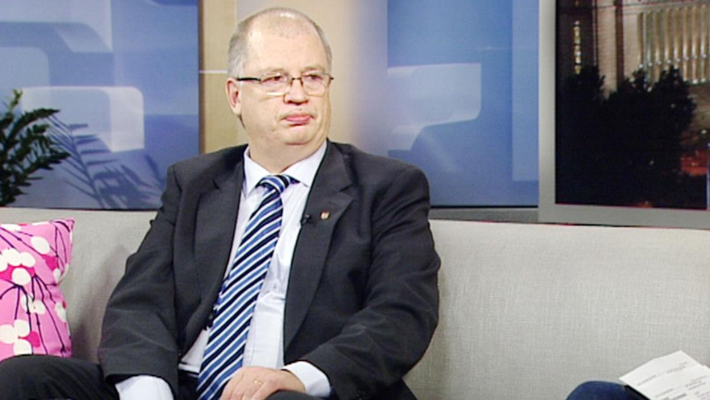 Salon kaupunginjohtajan tuoli huojuu, tuskin kaatuu | Yle Uutiset | yle.fi