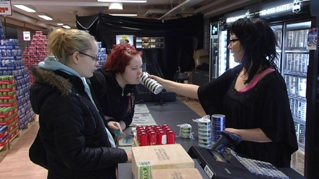 Nuuskakuningas Haaparanta