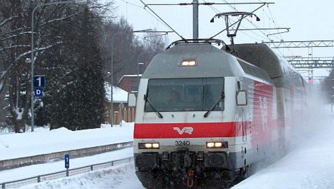 Pohjoisen junat myöhässä   Yle Uutiset   yle.fi