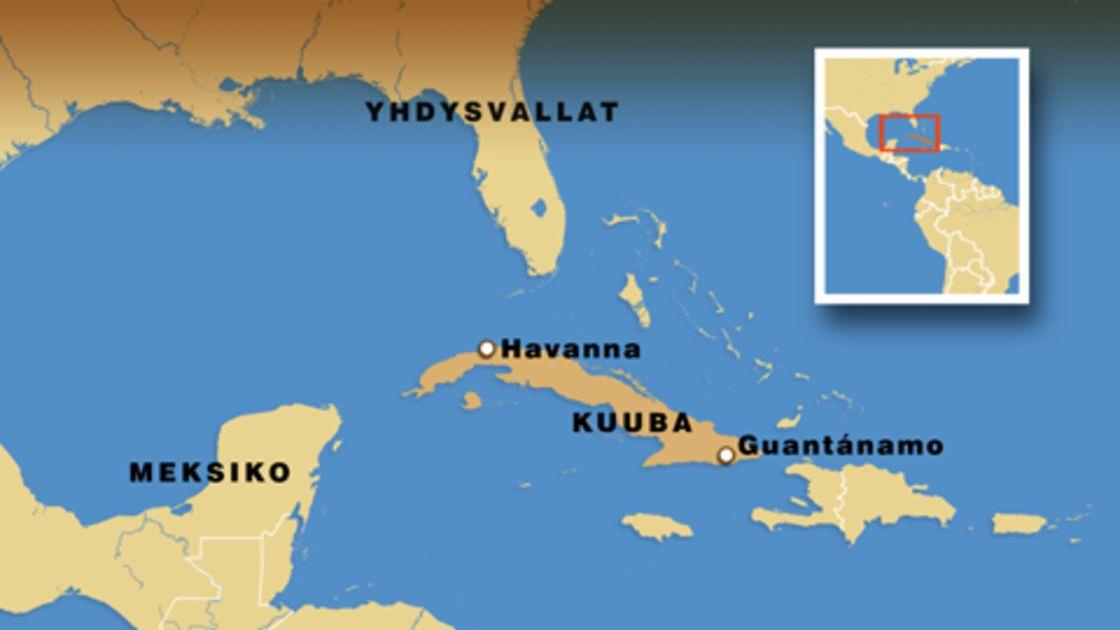 Maa Jarahteli Kuubassa Ja Guatemalassa Yle Uutiset Yle Fi