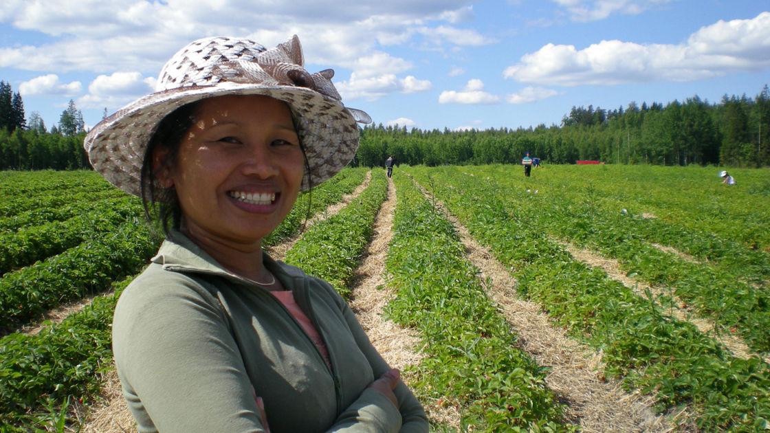 lesboseksi thai naiset suomessa