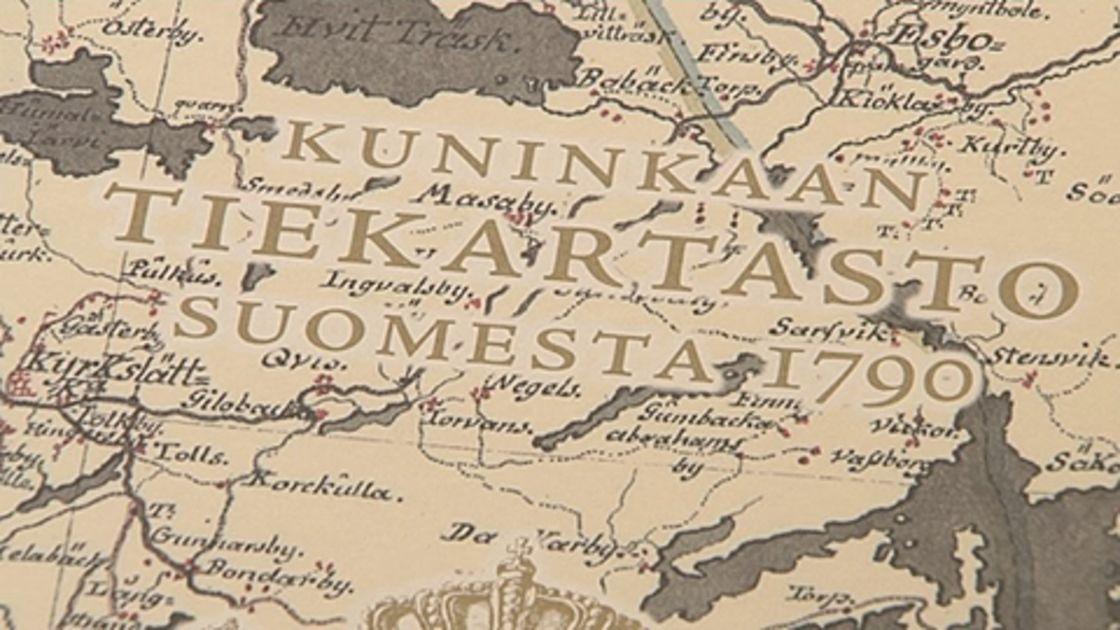 Kustaa Iii N Salaiset Suomen Kartat Loytyivat Arkistosta Yle