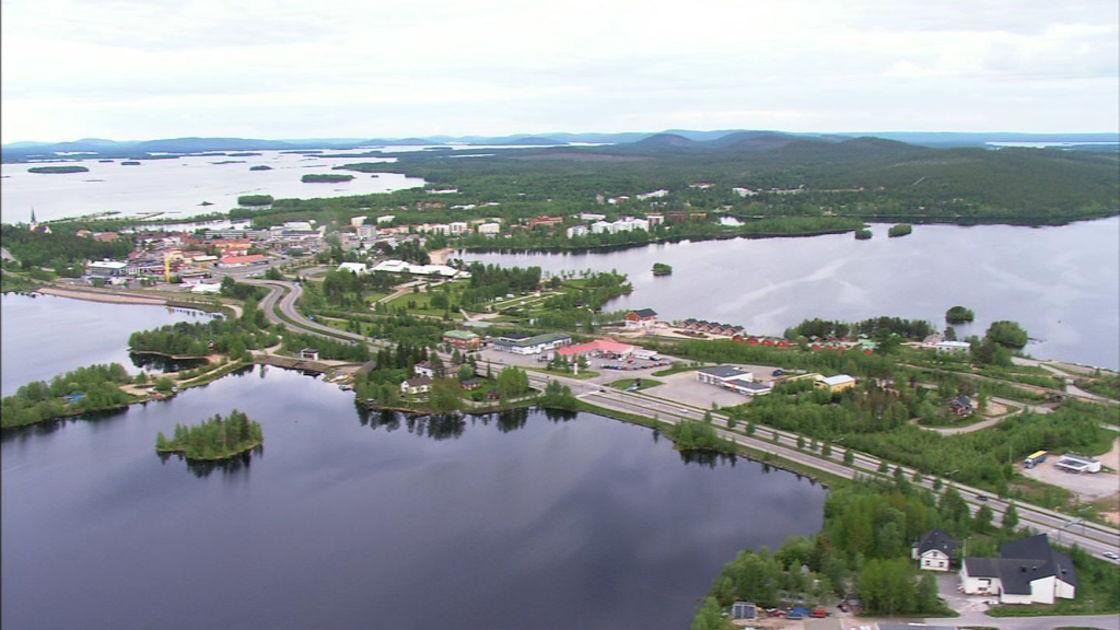Kemijärvi näkyy nyt myös mainoskanavalla | Yle Uutiset | yle.fi