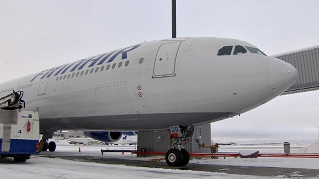 Finnairin