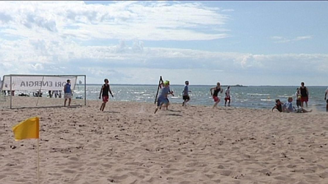 Beach Futis