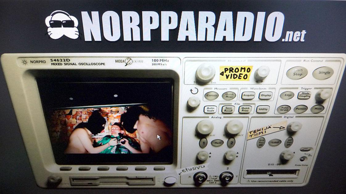 Norpparadio