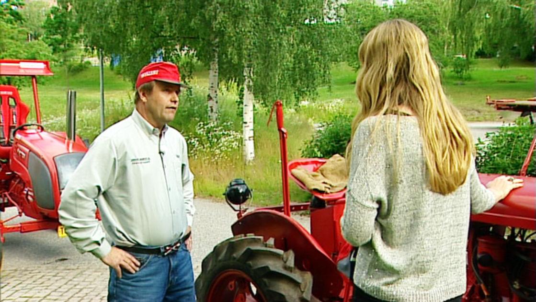 Tuunattu traktori on huikea menopeli | Yle Uutiset | yle.fi