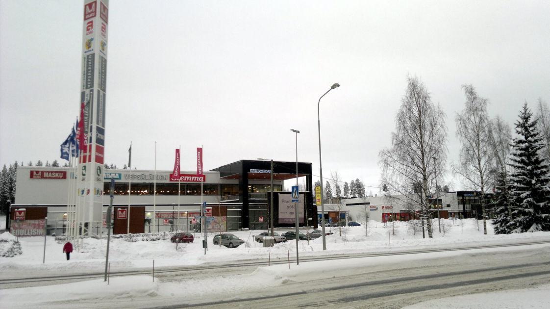 Kirpparilla Kuopio