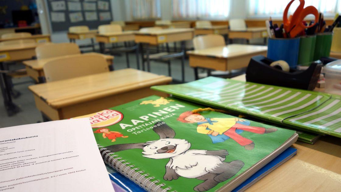 Luokalle Jääminen