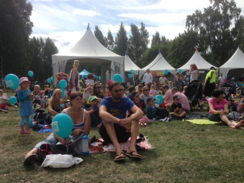 Pori Jazz Kidsin ohjelma julkistettiin – lapsille ilmaisohjelmaa kolmena päivänä | Yle Uutiset ...