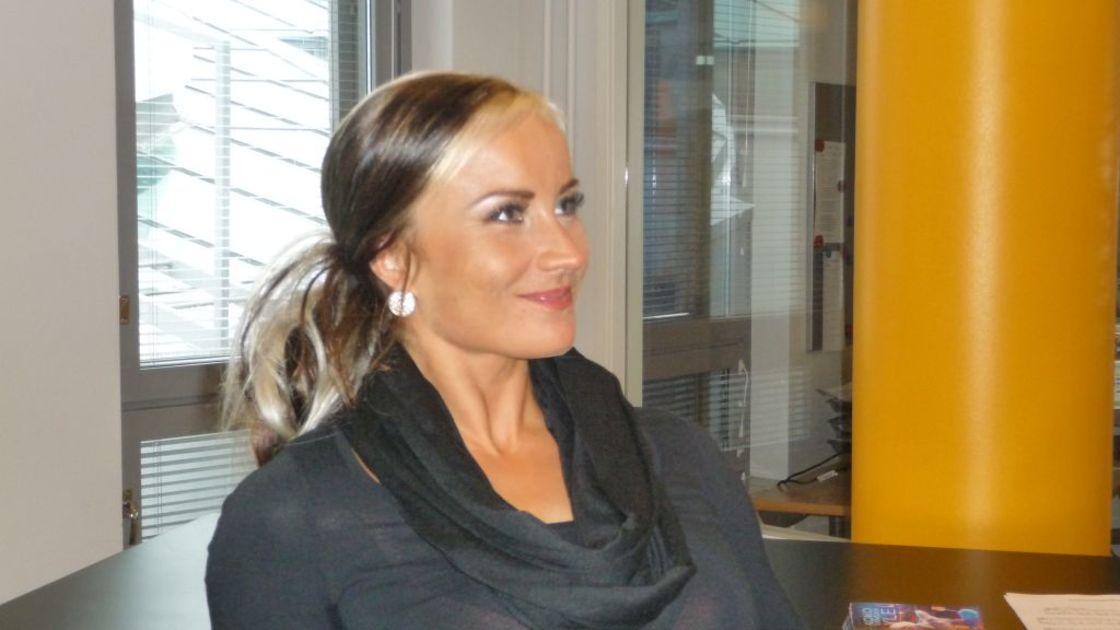 Rita Niemi hakee uralleen kruunua kilpa-aerobicin MM-kisoista Belgradista | Yle Uutiset | yle.fi