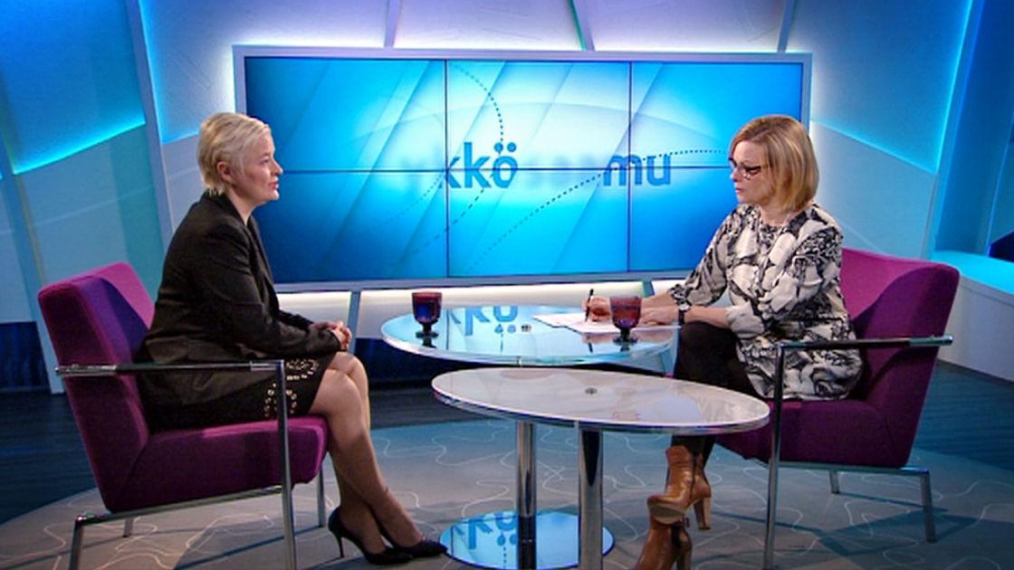 Piia-Noora Kauppi: Poikkeuksellisen alhaisiin lainamarginaaleihin ei ole paluuta | Yle Uutiset ...