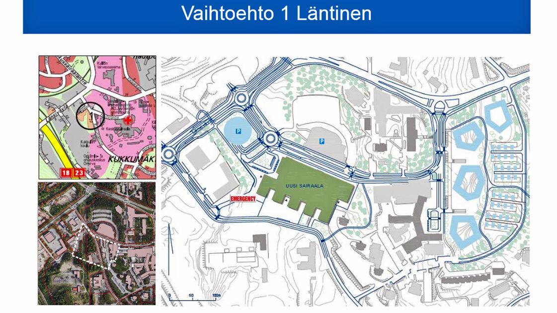 Jyväskylän Uusi Sairaala
