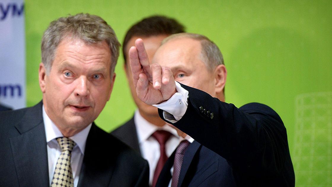 Putinin Pituus