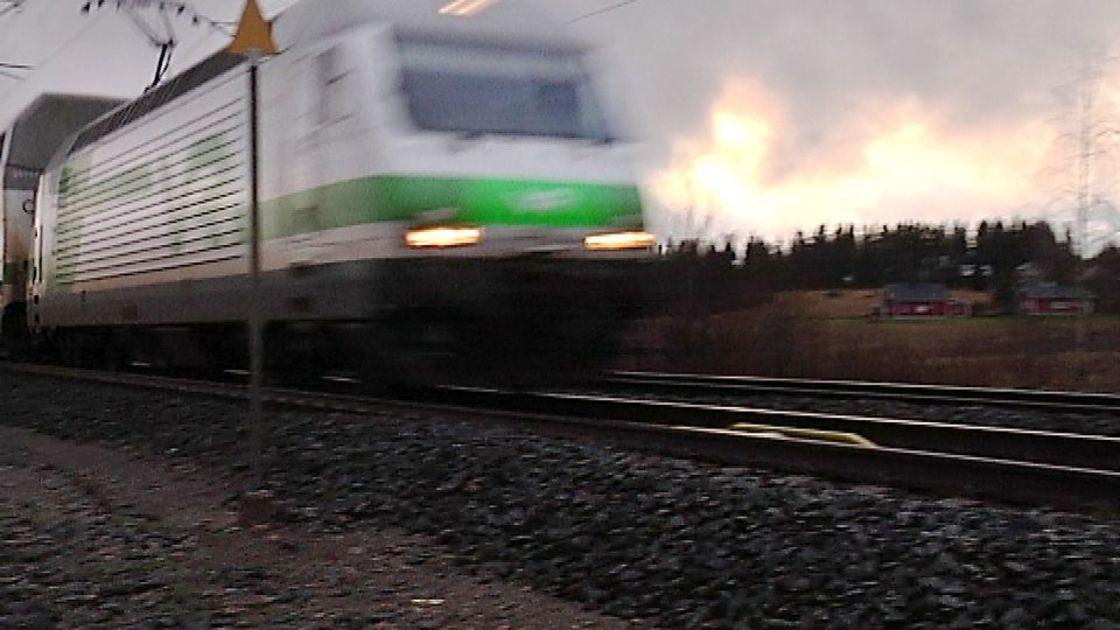 Juna Lahti Helsinki