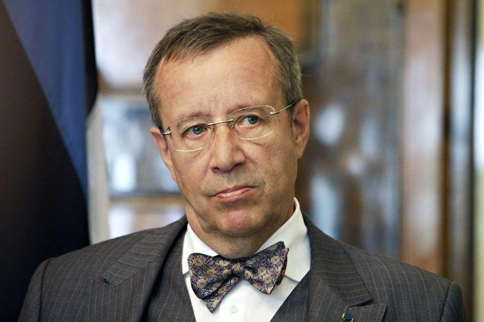 Viron presidentti Ilves sairastaa borrelioosia | Yle Uutiset | yle.fi