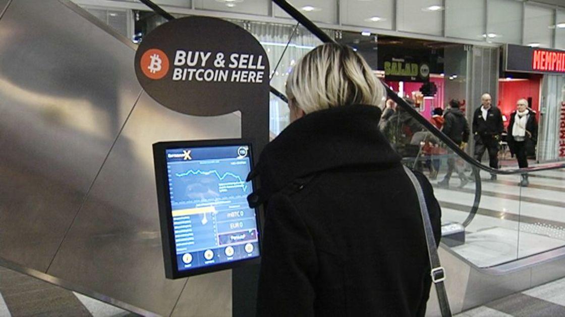 Bitcoin-automaatit lisääntyvät Suomessa – seuraava avataan Kouvolaan | Yle Uutiset | yle.fi