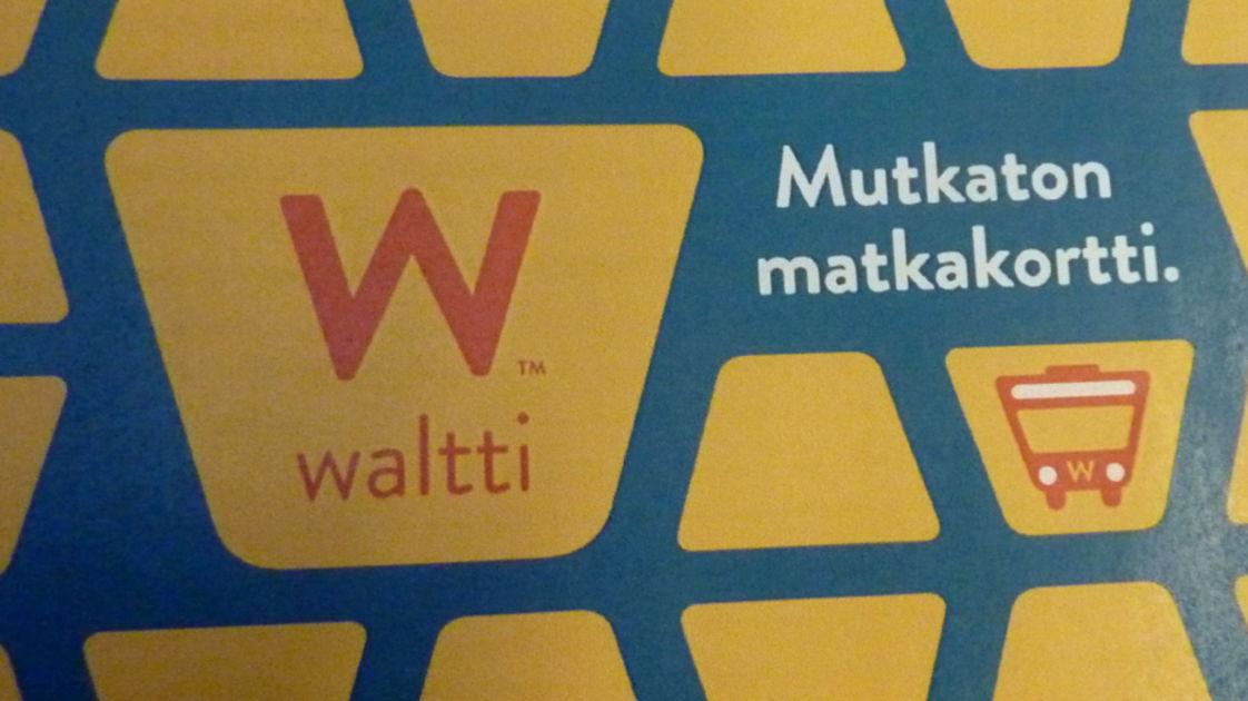 Ely-keskuksen Waltti-lippujen käyttö loppuu Kuopion seudulla  kaupungin...